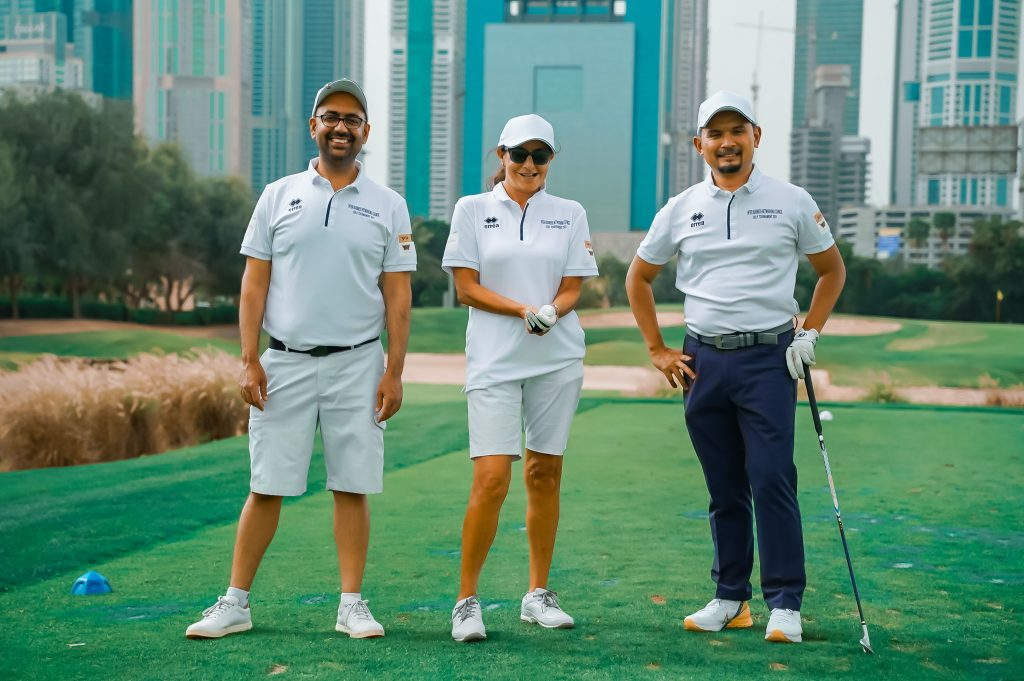 INTER BUSINESS COUNCIL NETWORKING GOLF TOURNAMENT